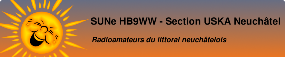 SUNe HB9WW – Section USKA Neuchâtel